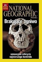 Okładka książki National Geographic 7/2010