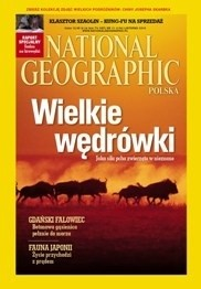 Okładka książki National Geographic 11/2010