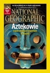 Okładka książki National Geographic 12/2010