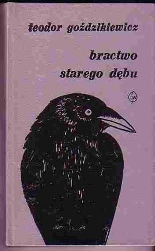 Okładka książki Bractwo starego dębu