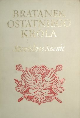 Okładka książki Bratanek ostatniego króla