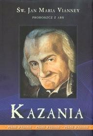 Okładka książki Kazania, tom 1