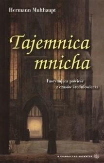 Okładka książki Tajemnica mnicha