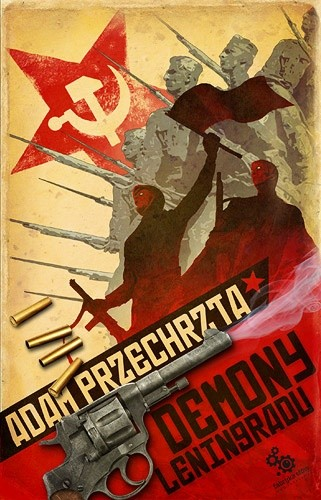 Okładka książki Demony Leningradu