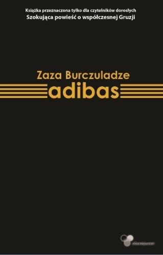 Okładka książki Adibas