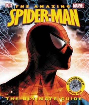 Okładka książki Spider-Man: The Ultimate Guide