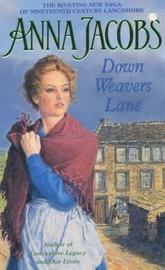 Okładka książki Down Weavers Lane