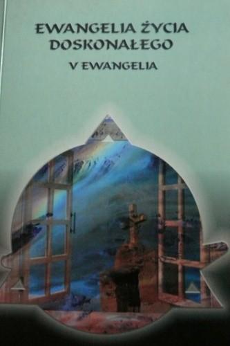 Okładka książki Ewangelia Życia Doskonałego V Ewangelia