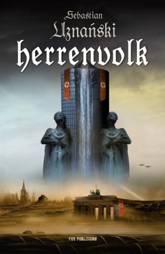 Okładka książki Herrenvolk