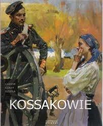 Okładka książki Kossakowie