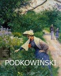 Okładka książki Władysław Podkowiński [1866-1895]