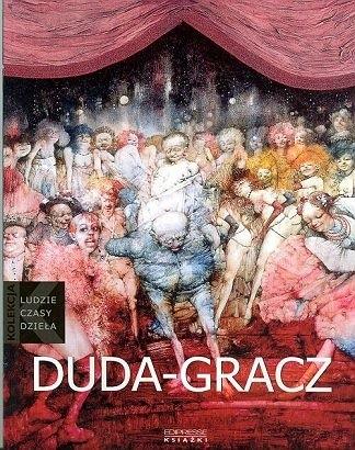 Okładka książki Jerzy Duda-Gracz [1941-2004]