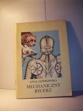 Okładka książki Mechaniczny Rycerz
