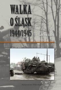Okładka książki Walka o Śląsk