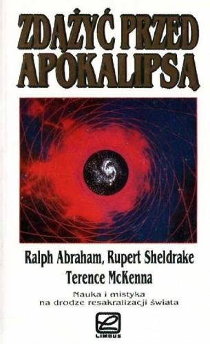Okładka książki Zdążyć przed apokalipsą