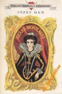 Okładka książki Skarb Mohilanki
