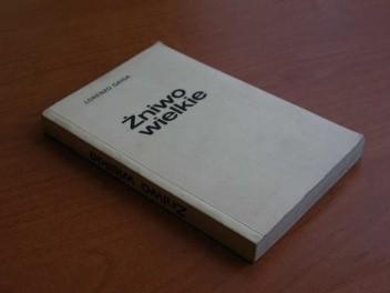 Okładka książki Żniwo wielkie