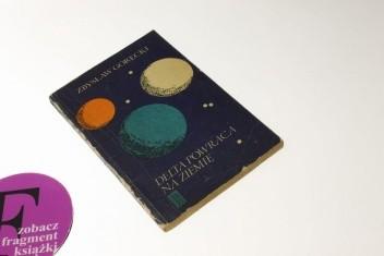 Okładka książki Delta powraca na Ziemię