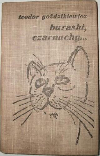 Okładka książki Buraski, czarnuchy...