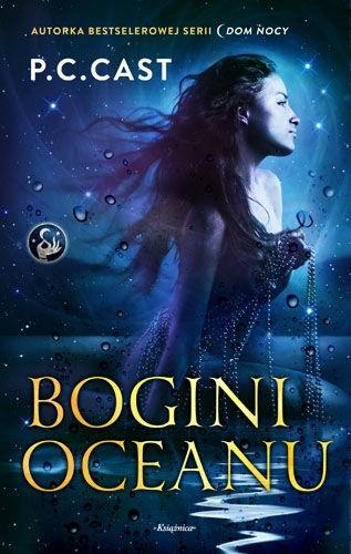 Okładka książki Bogini oceanu