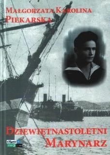 Okładka książki Dziewiętnastoletni marynarz