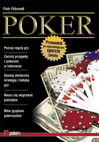 Okładka książki Poker