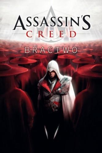 Okładka książki Assassin's Creed: Bractwo