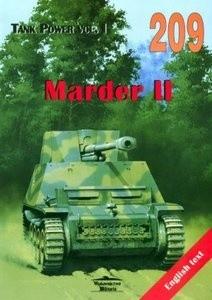 Okładka książki Tank Power vol.I. Marder II (Militaria 209)