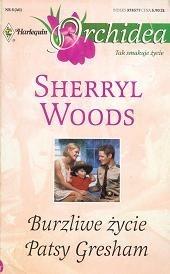 Okładka książki Burzliwe życie Patsy Gresham