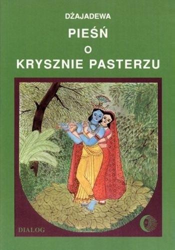 Okładka książki Pieśń o Krysznie Pasterzu