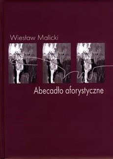 Okładka książki Abecadło aforystyczne