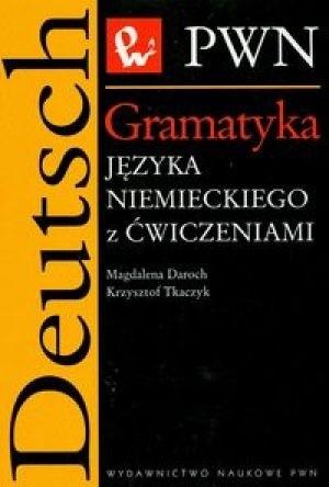 Okładka książki Gramatyka języka niemieckiego z ćwiczeniami