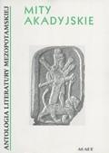 Okładka książki Mity akadyjskie