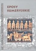 Okładka książki Eposy sumeryjskie