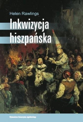 Okładka książki Inkwizycja hiszpańska