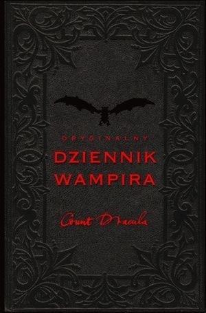 Okładka książki Oryginalny dziennik wampira