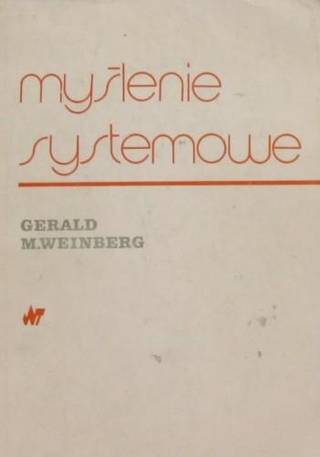 Okładka książki Myślenie systemowe