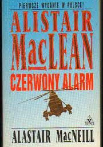 Okładka książki Czerwony alarm