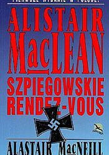 Okładka książki Szpiegowskie rendez-vous