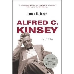 Okładka książki Alfred C. Kinsey - a life