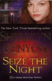 Okładka książki Seize the night