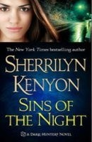 Okładka książki Sins of the night