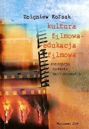 Okładka książki kultura filmowa - edukacja filmowa