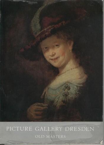 Okładka książki Picture Gallery Dresden. Old Masters