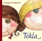 Okładka książki Tekla