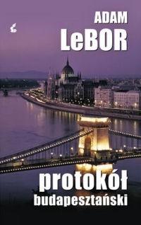 Okładka książki Protokół budapesztański