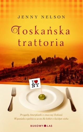 Okładka książki Toskańska trattoria