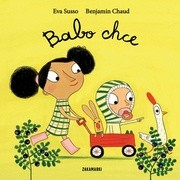 Okładka książki Babo chce