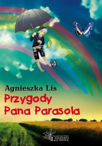 Okładka książki Przygody Pana Parasola