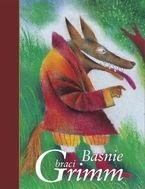 Okładka książki Baśnie Braci Grimm
